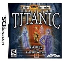 Hidden Mysteries Titanic - Nds - Nintendo