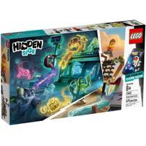 Hidden Side Ataque de Camarão ao Barracão Lego -