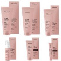 Hidrabene Kit Completo Corporal + Facial com 6 Produtos -