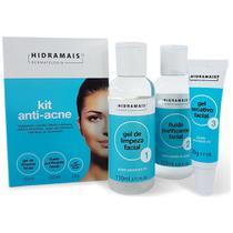 Hidramais kit anti-acne 3 passos -