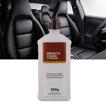 Hidrata Couro Finisher 500g Renovador Condicionador Banco Automotivo -