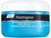 Hidratante Corporal Neutrogena Water Cream - Hydro Boost 200ml
