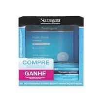 Hidratante Facial Neutrogena Water Gel 50g + Máscara Facial 30g -