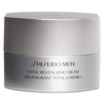 Hidratante Facial Shiseido - Men Total Revitalizer Cream -