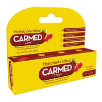 Hidratante Labial Carmed Sabor Cereja Blister 10g -