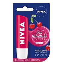 Hidratante Labial Cereja Shine 24h - Nivea -