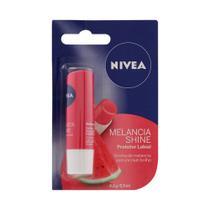 Hidratante Labial Nivea Lip Care Melancia 4,8g -