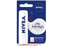 Hidratante Labial Nivea Med Repair - Reparação Intensiva 4,8g