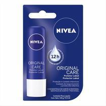Hidratante Labial Original Care 24h 4,8g - Nivea -