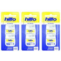 621f69c53 Hillo Pocket Fita Dental 2x25m (Kit C 03)