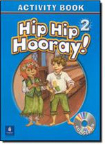 Hip Hip Hooray 2 Ab W/ Aud Cd - Longman -
