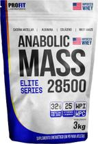 Hipercalórico Anabolic Mass 28500 3kg   - Profit Labs -