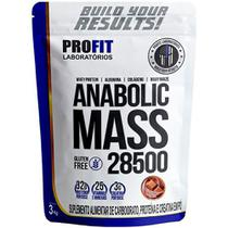 Hipercalórico Anabolic Mass 28500 3Kg Profit -