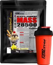 Hipercalórico Explosion Mass 28.500 - refil 3kg + Coqueteleira (brinde) - Pro Healthy - Pro Healthy Laboratórios