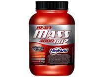 Hipercalórico / Massa Heavy Mass 4000 NO2 1,5kg - Morango - Neo Nutri