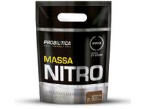 Hipercalórico massa nitro refil - 2520 kg chocolate - Probiótica
