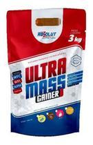 Hipercalórico Ultra Mass Gainer 3kg - Absolut - Massa Musc. - Absolut Nutrition