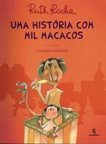 Historia com mil macacos, uma - Salamandra Literatura (Moderna)