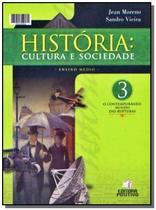 Historia - cultura e sociedade - vol.3 - Positivo