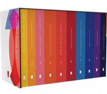 História da literatura ocidental - box - Leya