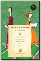 Historia da sopeira e da concha, a - Moderna - paradidatico -