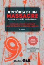 História De Um Massacre - Casa De Detenção De São Paulo - Cortez -