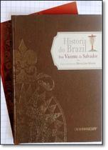 Historia do Brazil: Frei Vicente do Salvador - Versal -
