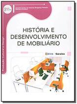 Historia e desenvolvimento de mobiliario al - Editora erica ltda