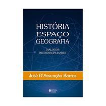 Historia espaco geografia - editora vozes - Vozes lv