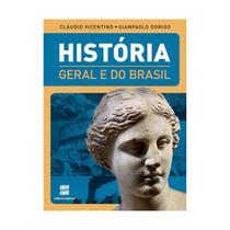 Historia geral e do brasil - vicentino - vol unico - scipione - (kit c. 2 vols) -