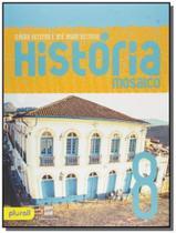 Historia: mosaico - 8o ano - Scipione