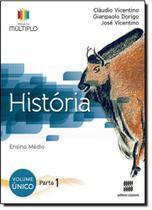 História - Projeto Múltiplo - Ensino Médio - Scipione