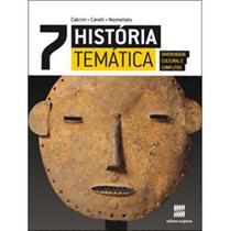 História Temática - Diversidade Cultural e Conflitos - 7º Ano - 6ª Série - 3ª Ed. 2011 - Scipione