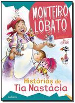 Histórias de Tia Nastácia - Lafonte