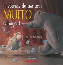 Histórias de Um Urso Muito Rabugento - Brinque Book