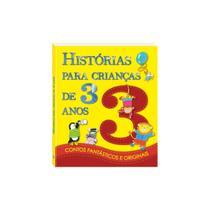 Historias para criancas de 3 anos - todolivro -
