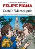 Historieta argentina, la - castelli / monteagudo - Planeta
