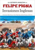 Historieta argentina, la - invasiones inglesas - Planeta