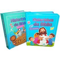 Historinhas da Bíblia Para Crianças Livros Cartonados -