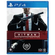 Hitman Definitive Edition - Playstation 4 - Wb games