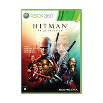 Hitman HD Trilogy - Xbox 360 - Jogo