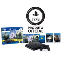 Hits bundle 4 + mlb + metal gear - Sony