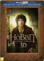 Hobbit, o (Blu-Ray 3D - Versao Estendida) - Warner home video