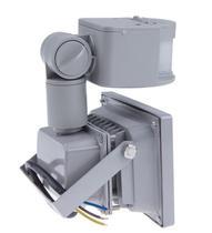 Holofote Refletor Led 10w Branco Frio 6500k Com Sensor Bivolt - Powerxl