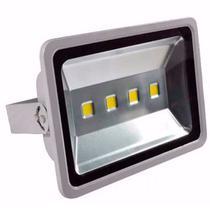 Holofote Refletor Led 200w Branco Frio 6500k Bivolt - Powerxl
