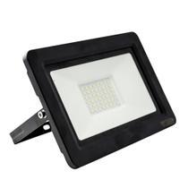Holofote refletor led 20w branco frio 6500k bivolt (oc) - Powerxl