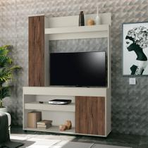 Home Estante Jade Sala Para Tv Ate 42 Polegadas - Edn moveis