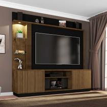 Home Painel Atlanta Sala TV 65 Polegadas C/ LED - Moveis Bechara
