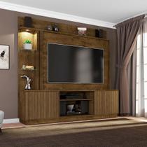 Home Painel Atlanta Sala TV 65 Polegadas C/ LED - Móveis Bechara