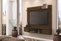 Home Painel Suspenso para TV até 70 Polegadas Esplendor Conhaque - Mobler -